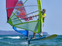 NEW Wind Foiling in Golf de Roses